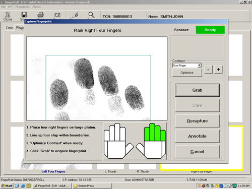 ID Livescan   ID Networks